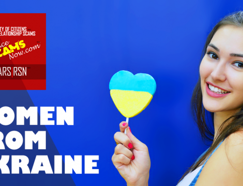 SCARS|RSN™ Insight: What About Ukrainian Women?