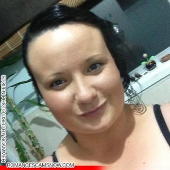 SCAMMER: Claudia (Claudem), 33, Melbourne, Victoria, Australia