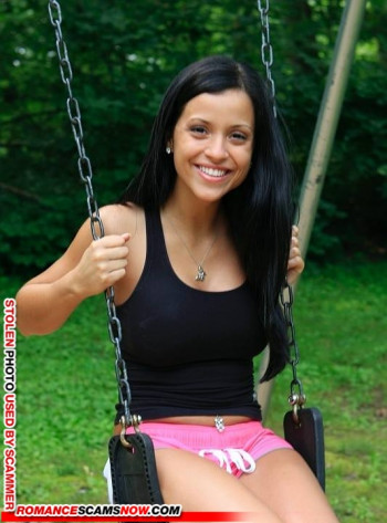 Janessa Brazil: Have You Seen Her? Another Stolen Face / Stolen Identity 11