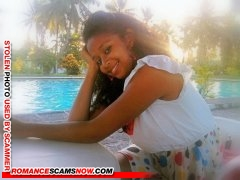 SCARS|RSN™ Scammer Gallery: African Beauties - Real & Fake Female Scammers #9243 5