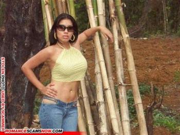 Stolen Face / Stolen Identity: Yuliana Avalos - Recognize Her? 7