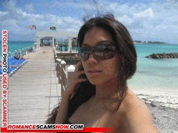 Stolen Face / Stolen Identity: Yuliana Avalos - Recognize Her? 5