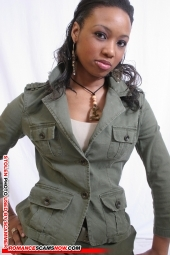SCARS|RSN™ Scammer Gallery: African Beauties - Real & Fake Female Scammers #9243 17