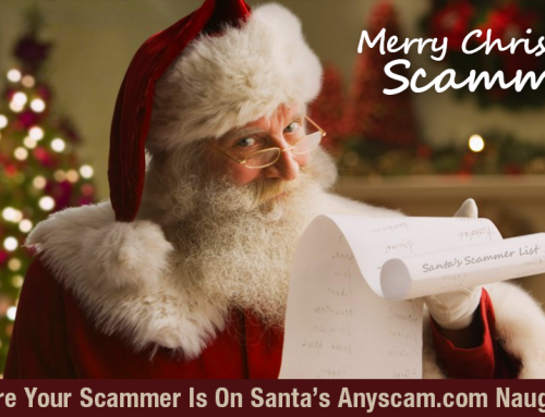 A Christmas Wish About Scammers – A Scammer Christmas Poem