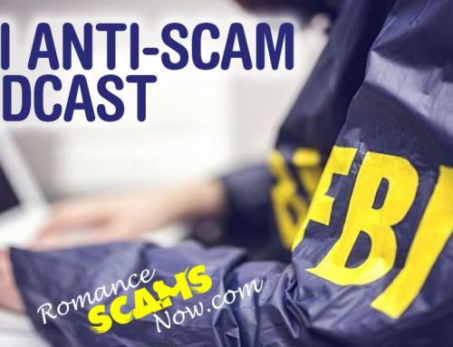 RSN™ Insight: FBI Sweetheart / Romance Scammer Advisory Podcast