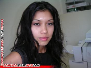 Stolen Face / Stolen Identity: Yuliana Avalos - Recognize Her? 34