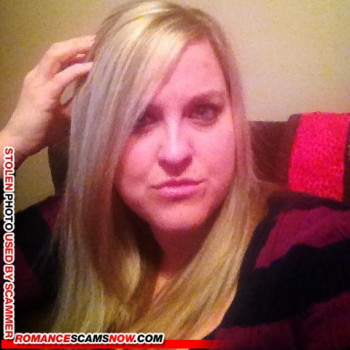 Scammer Gallery: Blonde Scammer Photos - Part 2 48