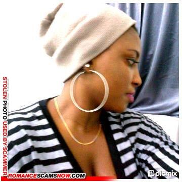 REAL SCAMMER: Andry Mary Atibaka  (atibakamary93) andry.mary93@yahoo 2