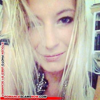 Scammer Gallery: Blonde Scammer Photos - Part 2 17