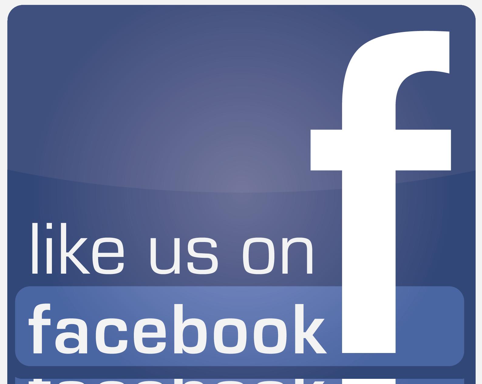 K=Like Us On Facebook Please