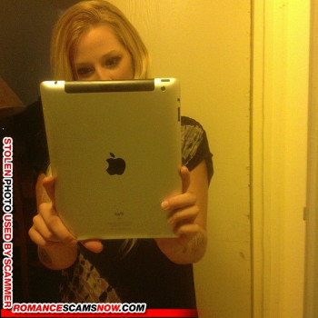 Scammer Gallery: Blonde Scammer Photos - Part 2 69