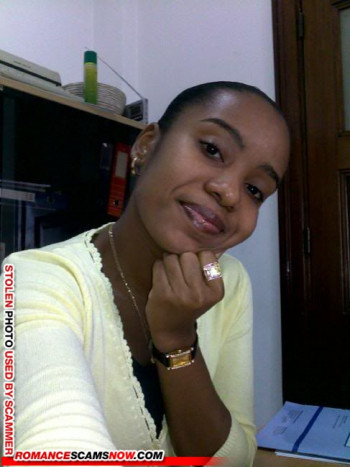 SCARS|RSN™ Scammer Gallery: African Beauties - Real & Fake Female Scammers #9243 9