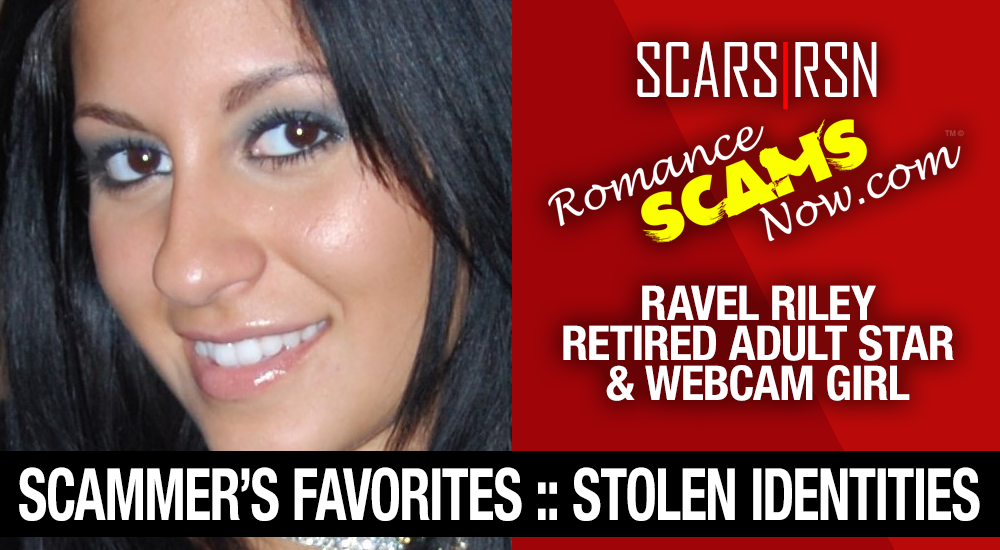 SCARS|RSN™ Stolen Face / Stolen Identity - Raven Riley: Have You Seen Her? 1