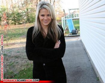 Scammer Gallery: Blonde Scammer Photos - Part 2 24