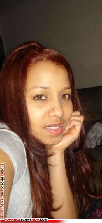 SCARS|RSN™ Scammer Gallery: African Beauties - Real & Fake Female Scammers #9243 67