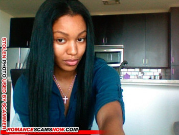 SCARS|RSN™ Scammer Gallery: African Beauties - Real & Fake Female Scammers #9243 30