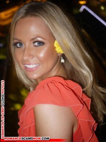 Scammer Gallery: Blonde Scammer Photos - Part 2 25