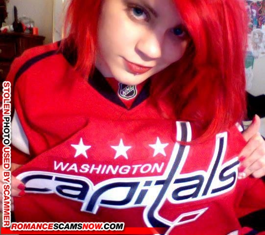 SCAMMER GALLERY: Red Heads 1