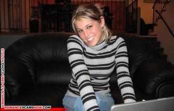 Another Scammer Favorite: Melissa Harrington aka Melissa Midwest 22
