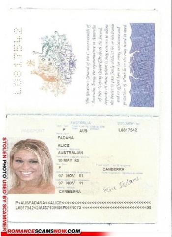 Another Scammer Favorite: Melissa Harrington aka Melissa Midwest 33