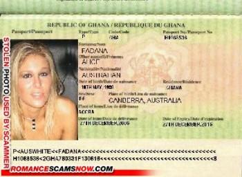 Another Scammer Favorite: Melissa Harrington aka Melissa Midwest 15