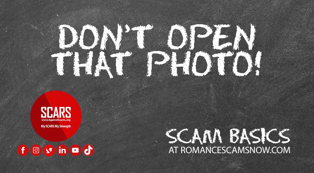 Don't Open That Photo Attachment