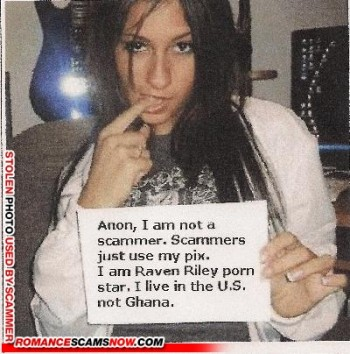 RSN™ ANTI-SCAM TIP: Proof Of Life / Sign Photos 5