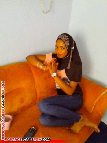 Scammer Alert: Blessing Mariam On Facebook 71