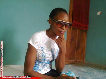 Scammer Alert: Blessing Mariam On Facebook 41