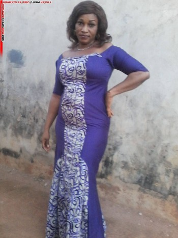 Scammer Alert: Blessing Mariam On Facebook 66