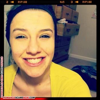 "SCARS|RSN™ Scammer Gallery: More Fake Women Named ""Rose"" #7763 15"