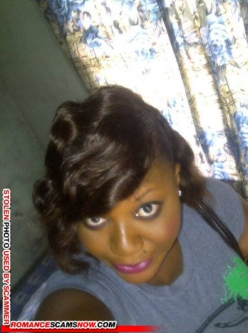 Scammer Alert: Blessing Mariam On Facebook 26