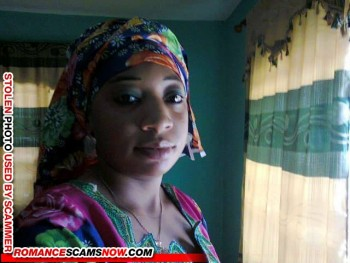 Scammer Alert: Blessing Mariam On Facebook 5