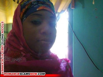 Scammer Alert: Blessing Mariam On Facebook 4