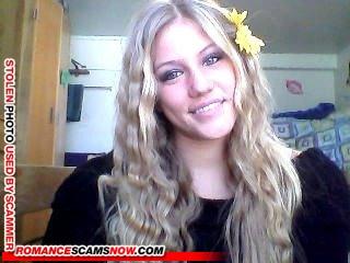 "SCARS|RSN™ Scammer Gallery: More Fake Women Named ""Rose"" #7763 19"
