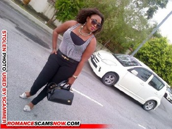 Scammer Alert: Blessing Mariam On Facebook 38