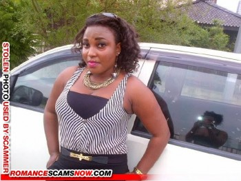 Scammer Alert: Blessing Mariam On Facebook 6