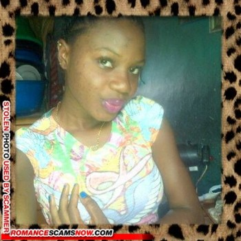 Scammer Alert: Blessing Mariam On Facebook 50