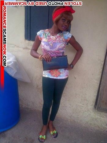 Scammer Alert: Blessing Mariam On Facebook 63