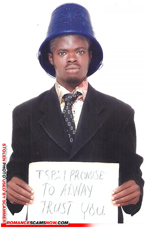 RSN™ ANTI-SCAM TIP: Proof Of Life / Sign Photos 23