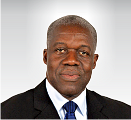 The Honorable H.E. Kwesi Amissah-Arthur Vice President of the Republic of Ghana & Chairman Of The Police Council