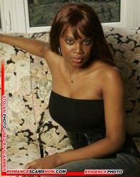 KNOW YOUR ENEMY:  Do You Know This Girl?  Alexis Virgin a Favorite Of African Scammers 6