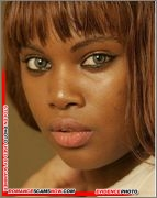 KNOW YOUR ENEMY:  Do You Know This Girl?  Alexis Virgin a Favorite Of African Scammers 1
