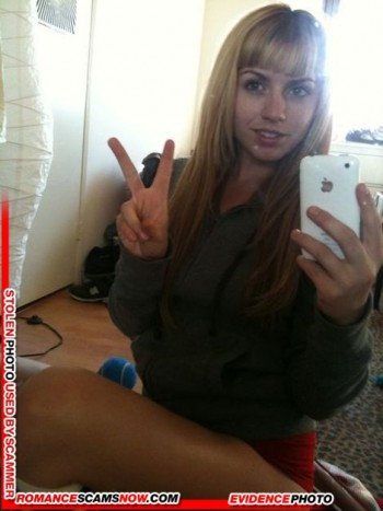 SCARS|RSN™ Scammer Gallery: Fake Female Scammers #9478 22