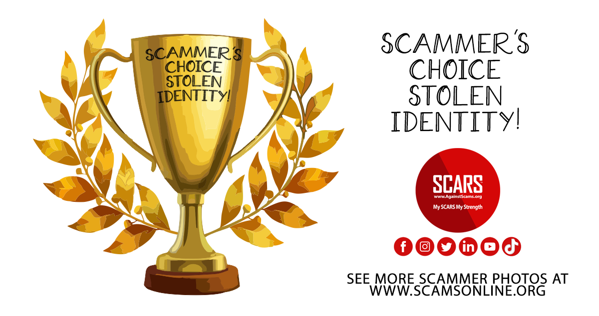 Scammer's Choice Award Winners - Stolen Photos Scammers Love To Use