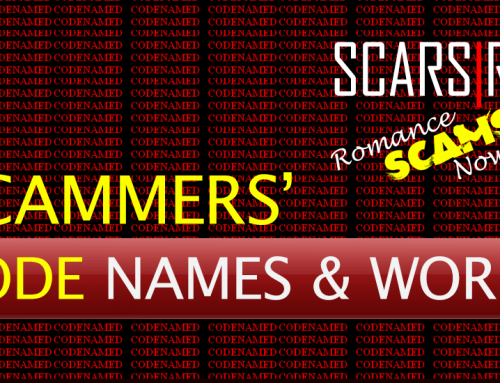 SCARS|RSN Scammer Code Name: Faustina