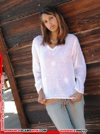 Scammer's Favorite: Melissa Roy 25