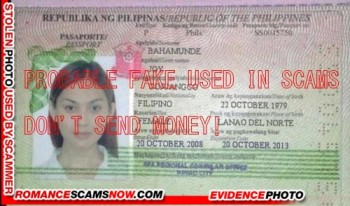 SCARS™ Scammer Gallery: More Philippines Scammers #11305 13