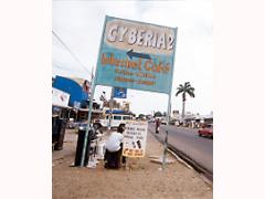 SCARS|RSN™ Scammer Gallery: Accra Ghana Internet Cafes 12