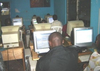 SCARS|RSN™ Scammer Gallery: Accra Ghana Internet Cafes 16